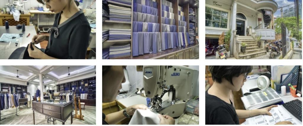 SOLVEの製造工程のイメージ画像