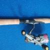 【安くて簡単、誰でもできる】ロッドのコルクグリップ補修?修理 目抜け対策