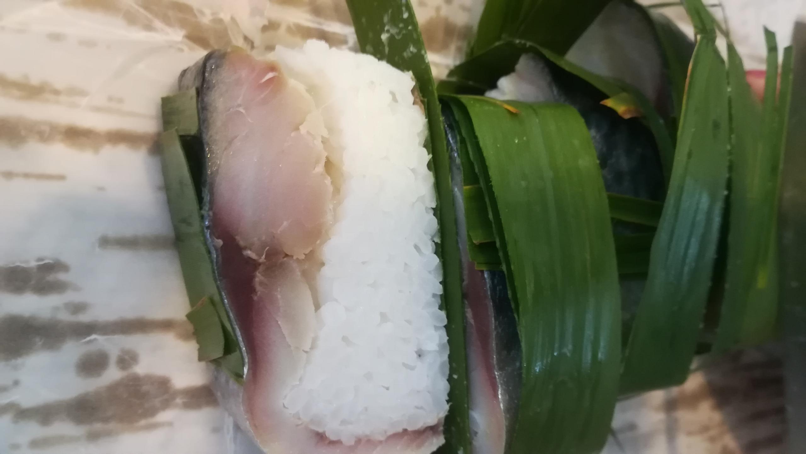 【取り寄せサバ寿司】コロナ・震災支援 宮城の華寿司