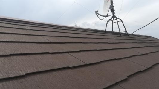 屋根の劣化具合