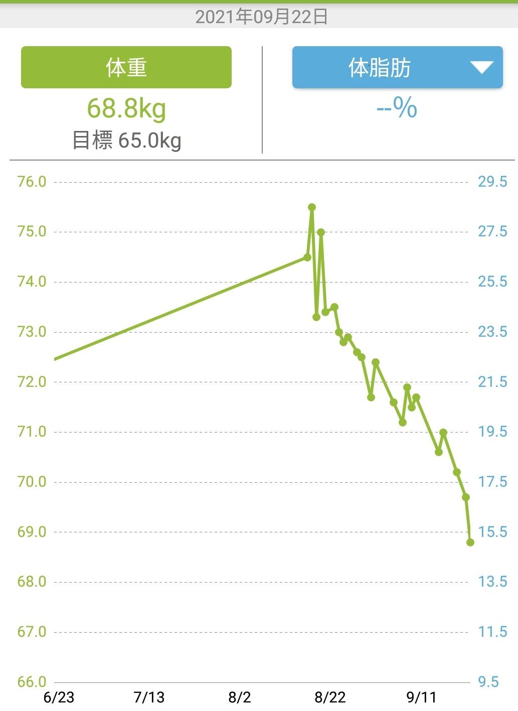 1か月で5キロ痩せる 方法はこの3つ|画像有、40代ダイエット
