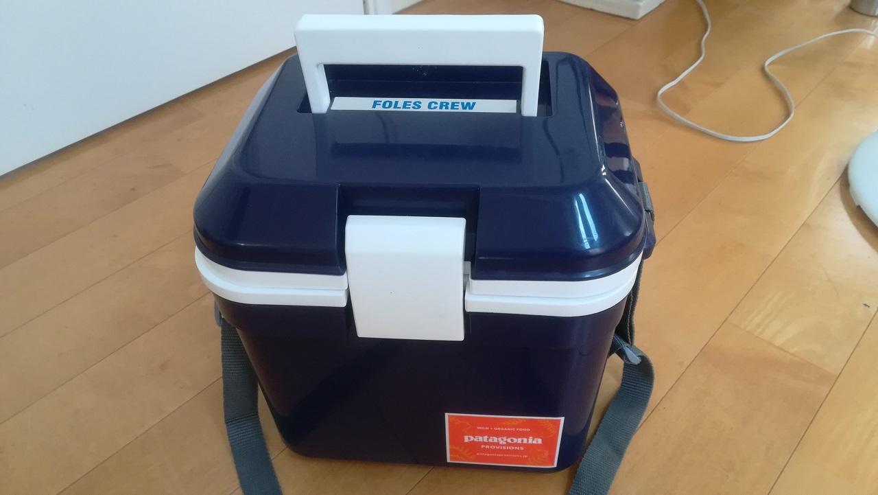 格安クーラーボックスの改造|アルミテープで遮熱・断熱・保冷強化